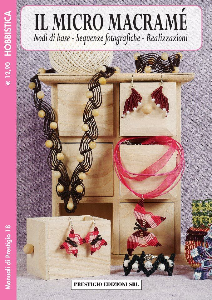 tutorials for cool micro macrame