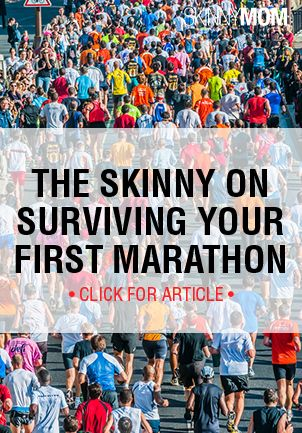 Are you attempting to run your first marathon? Find out how to survive it here!