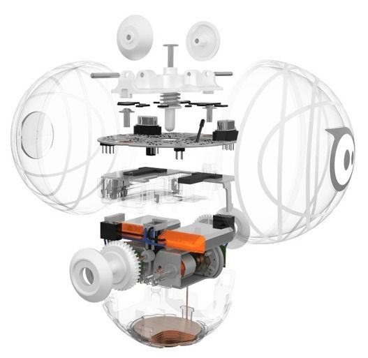 Sphero Releases SPRK Edition Educational Robot ^  Make: ^ by Donald Bell