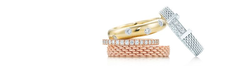 Кольца Tiffany & Co.
