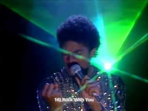 Top 30 Michael Jackson Songs - YouTube