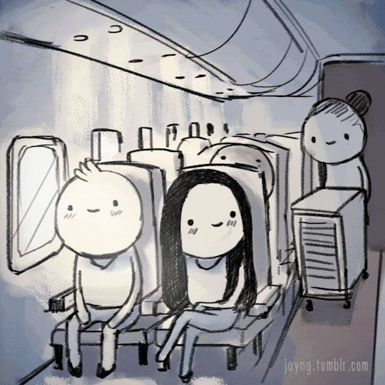 Sitting on a plane is a lucky dip. Sometimes you're next to an armrest hog.  Other times it's a smelly person. A rowdy passenger. A crying baby.