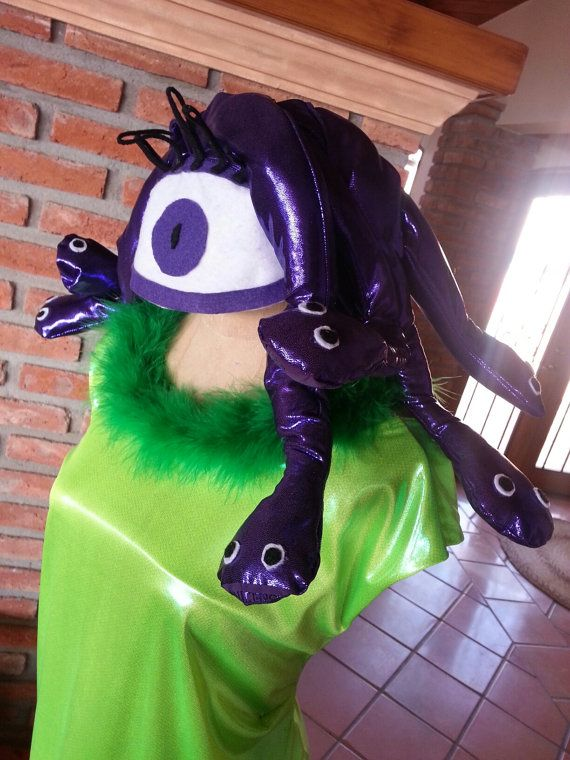 Monsters Inc Celia Costume | Monsters inc, Handmade and ...