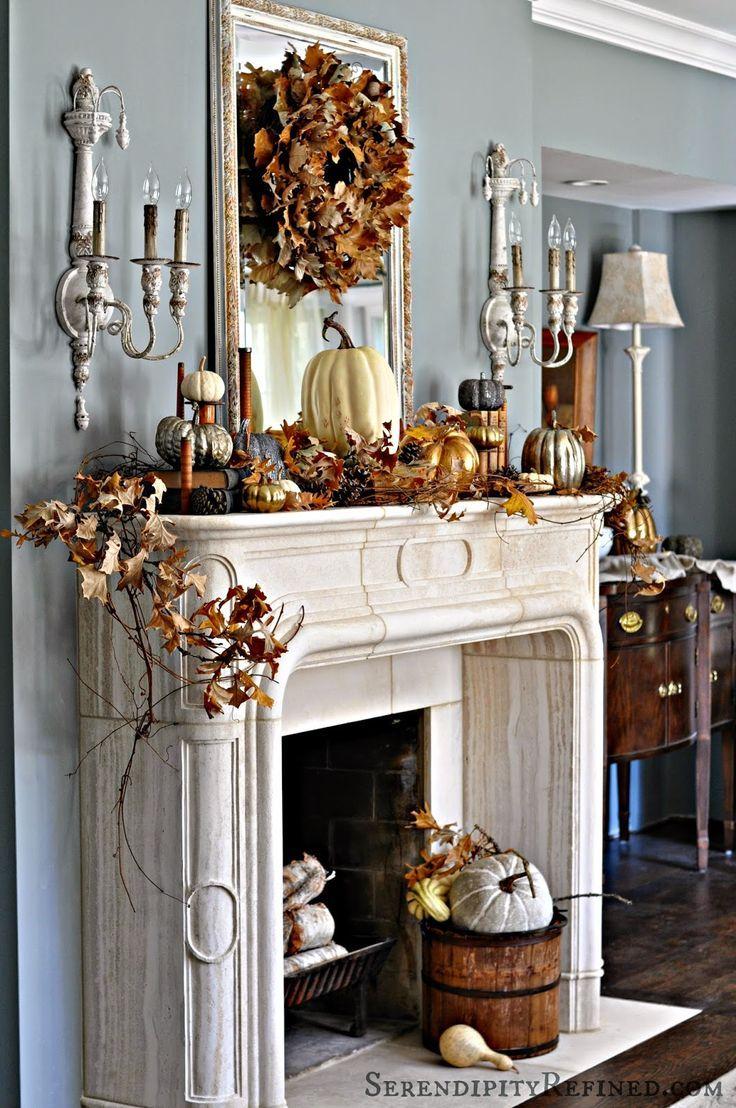 best 25+ fireplace mantel decorations ideas on pinterest | fire