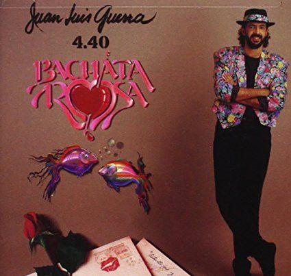 Juan Luis Guerra : Bachata Rosa CD
