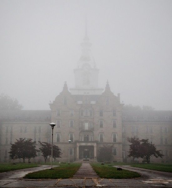 "Within 15 years of its 1864 opening, Trans-Allegheny Lunatic Asylum was home to 717 patients. The institution's patients included alcoholics, drug addicts and ""mental defectives,"" and it was often ridiculed for its poor sanitation and living conditions."