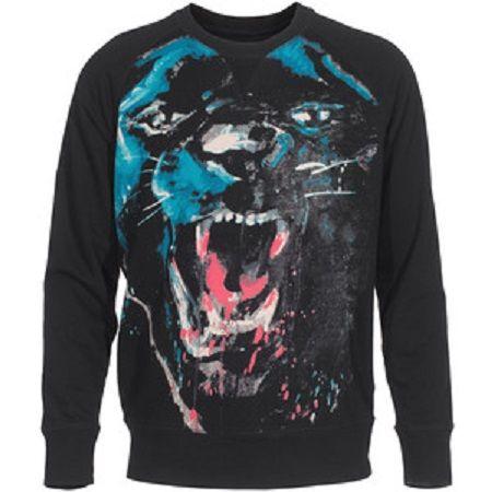 Deze mooie sweater van Eleven Paris vind je nu in de uitverkoop op Aldoor! #heren #mannen #mode #trui #shirt #sweater #leeuw #lion #men #fashion #sale