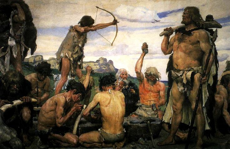 Каменный век (1) - Stone Age - Wikipedia, the free encyclopedia