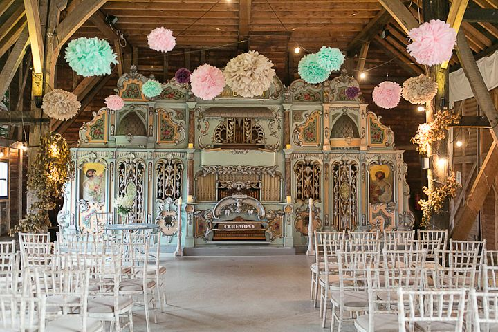 Thomas and Anna's Rustic Romance Wedding at Preston Court Complete with Carousel. By Debs Ivelja