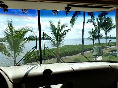 Waterview From RV At Key West RV Resort