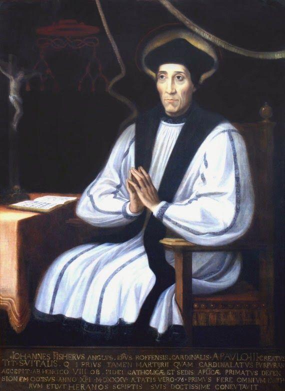 Principium et Finis: St. John Fisher And The Contraception Mandate