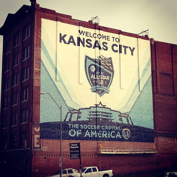 Best Sporting KC Home Decor Images On Pinterest Kansas City - Sporting kc wall decals
