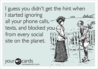 .Haha People, Annoying People, Subtle Hints, So True, True Stories