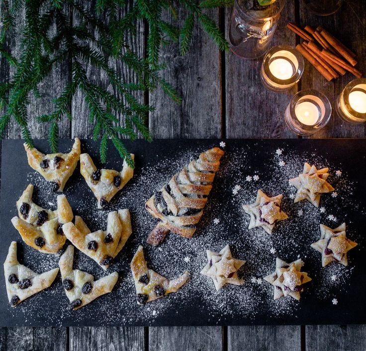 Jäikö joululta torttuaineksia yli? Nämä #uudetmuodot sopivat mihin vuodenaikaan tahansa! | Indiedays Buzz