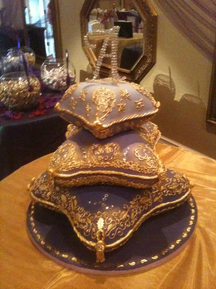 17 best images about arabian nights cake ideas on for Arabian cake decoration