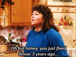 Roseanne Conner Comebacks