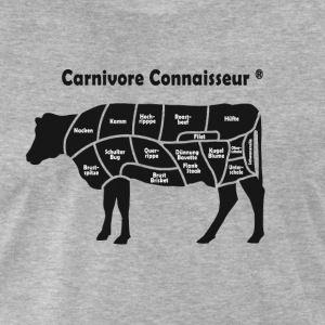 Fleischteile beim Rind - Männer Premium T-Shirt