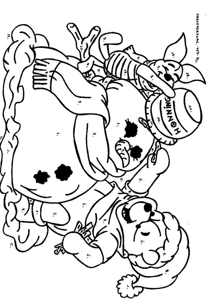 Peter Plys og snemand side 1