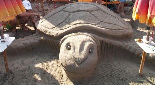 Alassio: da oggi castelli di sabbia e tanti eventi -Quotidiano online della provincia di Savona