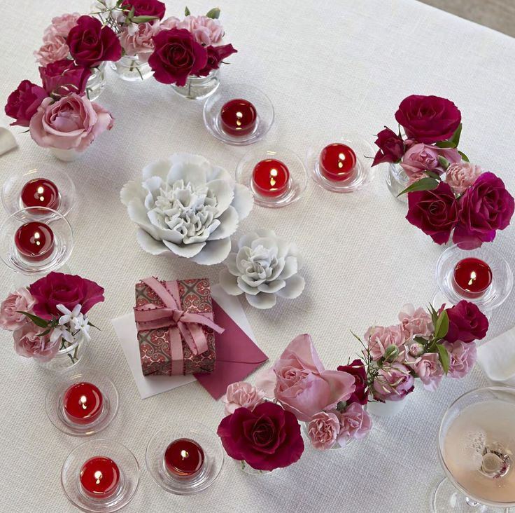 #Valentines #PartyLite #candles