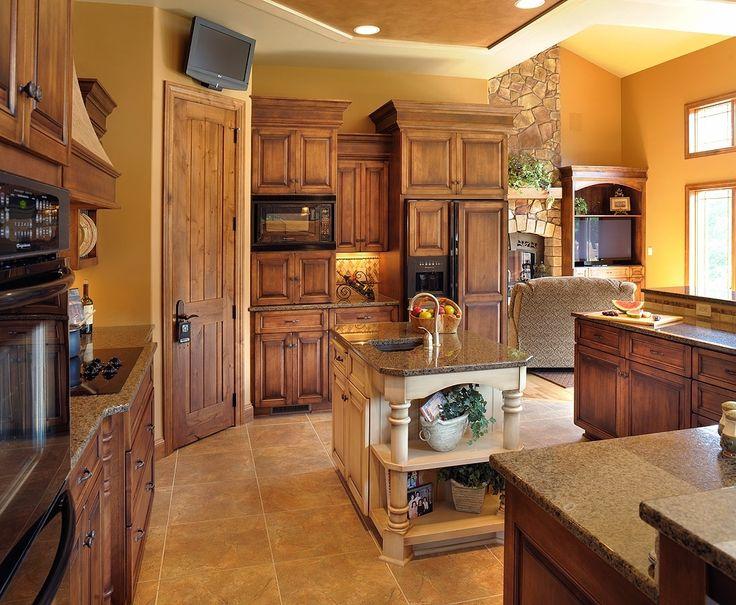 Amish Built Kitchen Cabinets   Amish kitchen cabinets ...