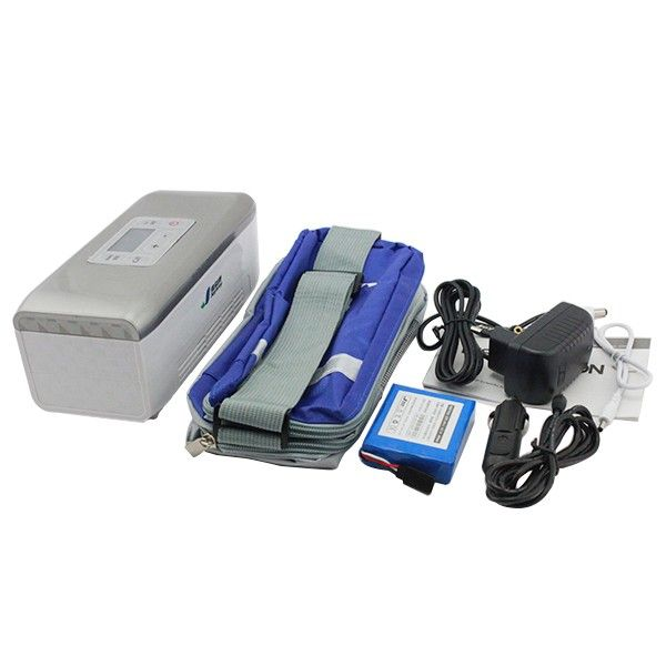 New Product - This fabulous Portable medical cooler box with it's energy-saving inverser technology makes it one of the most energy efficient coolers on the market.�