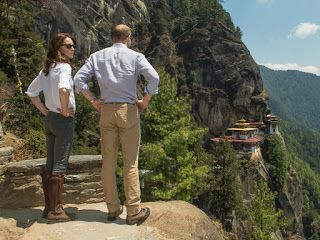The Amazing World : Paro Taktsang (Tiger's Nest), Taktsang Trail, Bhut...
