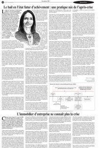"""""""2013 a été une bonne année, notamment pour le marché de l'immobilier de bureaux"""" says Michael Chidiac.  Read the entire article from Agefi. http://realcorp.lu/2013/11/michael-chidiac-article-agefi/  #Immobilier #Luxembourg #Agefi #MichaelChidiac  RC-article-complet-Agefi-Nov2013"""