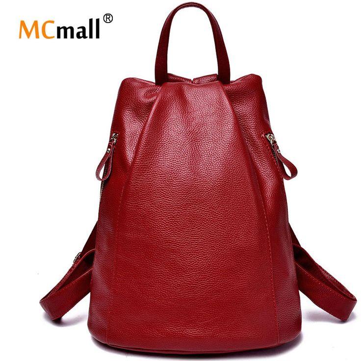 women genuine leather backpacks for women vintage school bag for college girl travel bag backpack mochila santoro escolar BD-001 ** Vy mozhete uznat' boleye podrobnuyu informatsiyu po ssylke izobrazheniya.