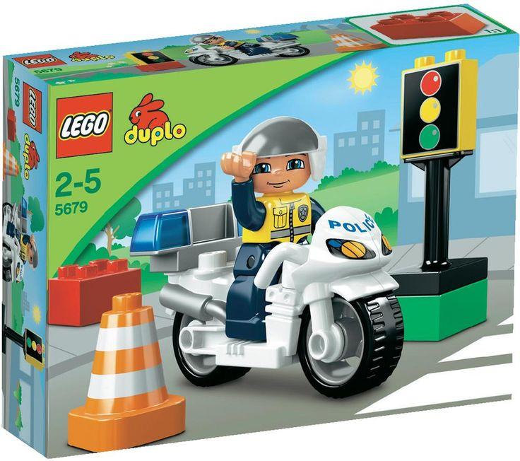 Lego Duplo 5679 motoragent