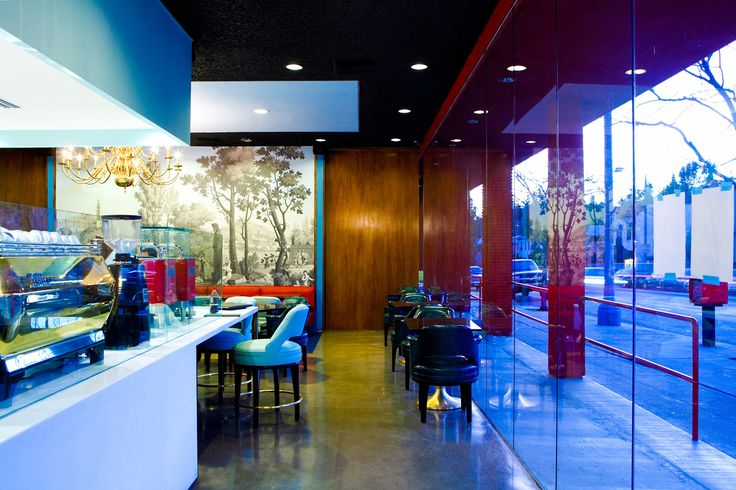 La Mill Coffee Boutique | Formation Association | Archinect