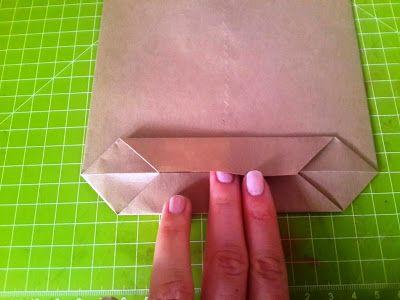 zeynep harikalar diyarında: Kese Kağıdı Yapımı / Sevgililer Gününe Özel Hediye Paketi Yapımı