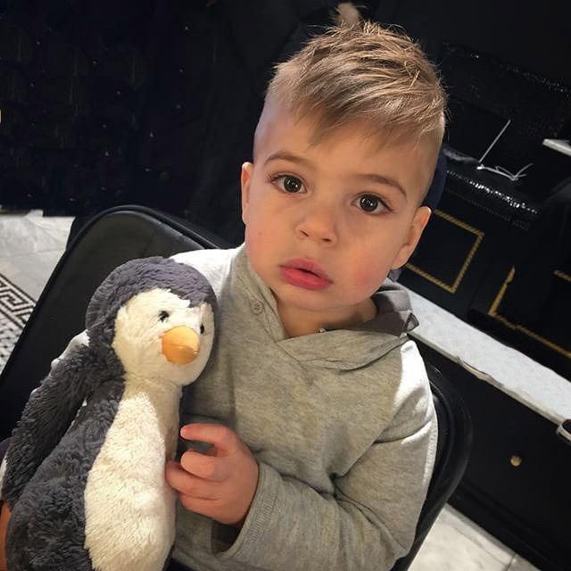 Magnificent 1000 Ideas About Toddler Boys Haircuts On Pinterest Toddler Short Hairstyles For Black Women Fulllsitofus