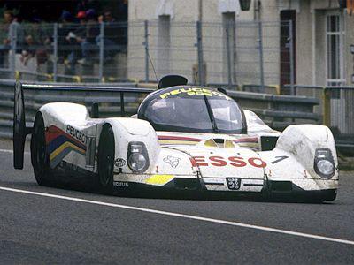 1992 Peugeot 905 EVO 1B - SA35 3.5L V10