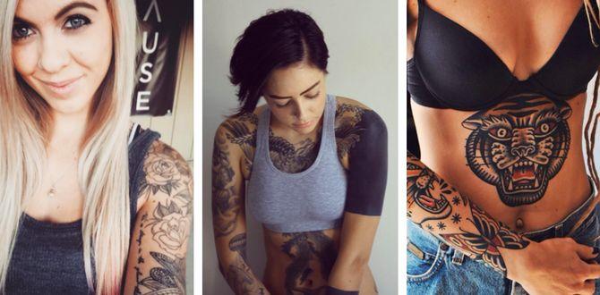 A la hora de incursionar en el mundo de los tatuajes, muchos optan por iniciarse con diseños simples y delicados. Pero bien sabemos que a medida que nos seguimos tatuando cada vez queremos más y más. Con el paso del tiempo, tatuarse puede volverse un hábito y los que ya llevan su piel pintada saben de qué hab