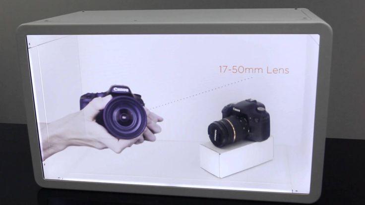Case Study: Transparent LCD