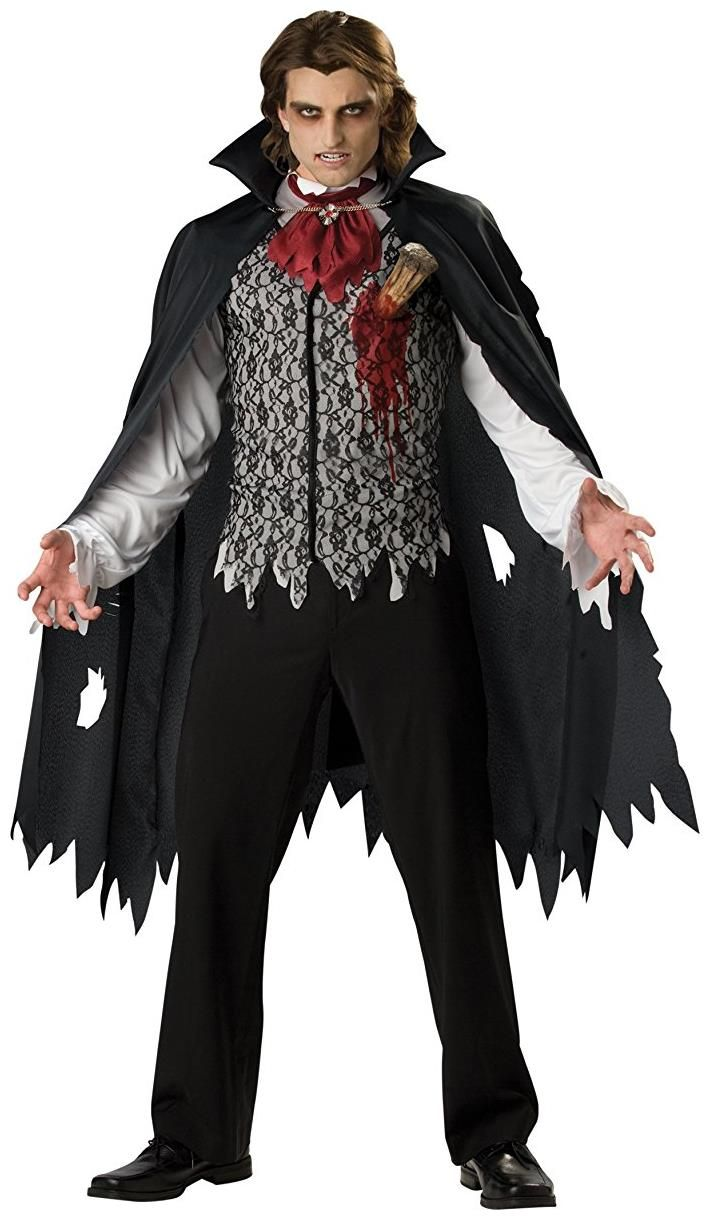 Vampire B Slayed Men S Costume With Images Fancy Dress