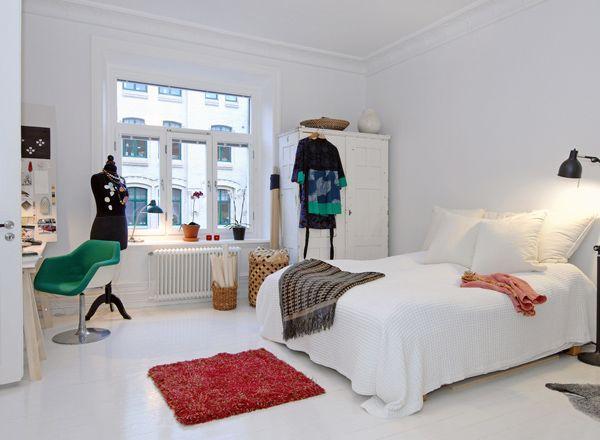 Die besten 25+ kleine Schlafzimmerstühle Ideen auf Pinterest ...
