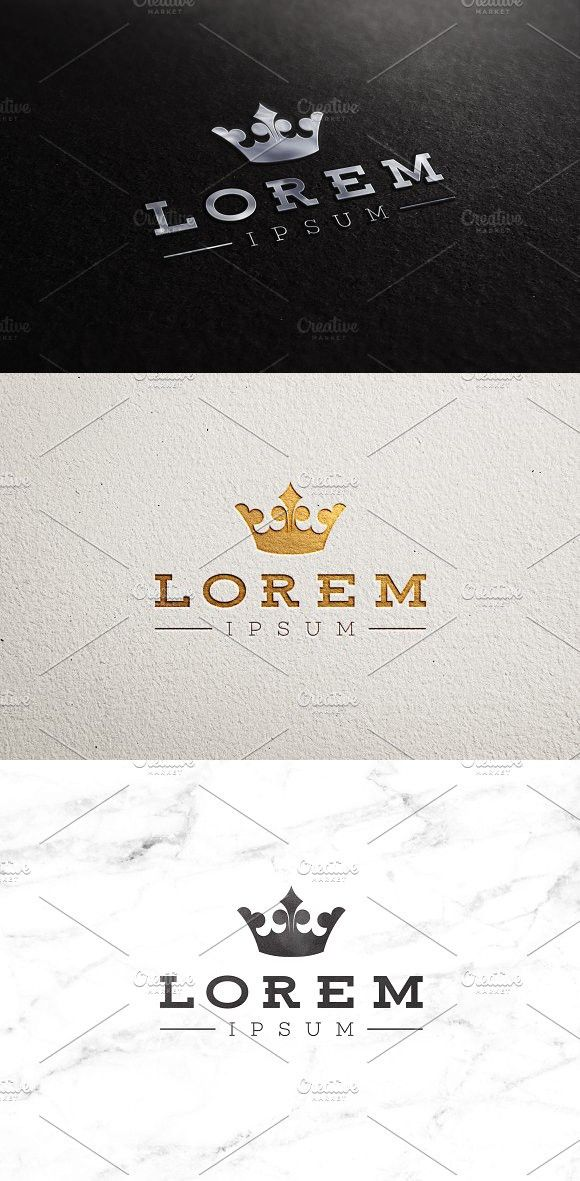 Vector Logo Maker Royal Crown Logos Letter Logo Creator Letter Logo Letter Logo Design Vector Logo Design