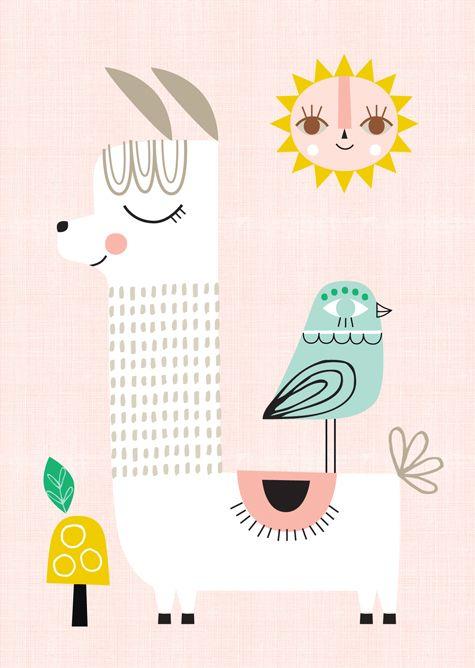 Lots of Llama Love by Suzy Ultman