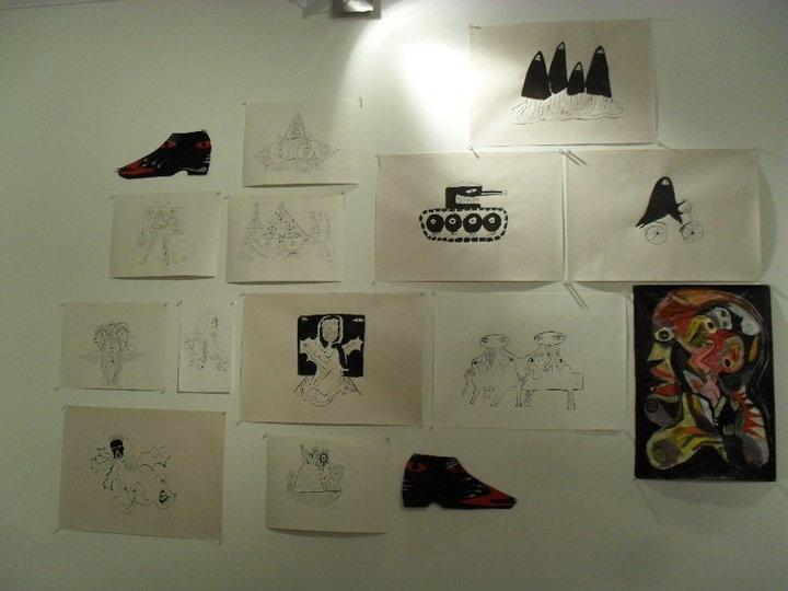 paris group show 2012