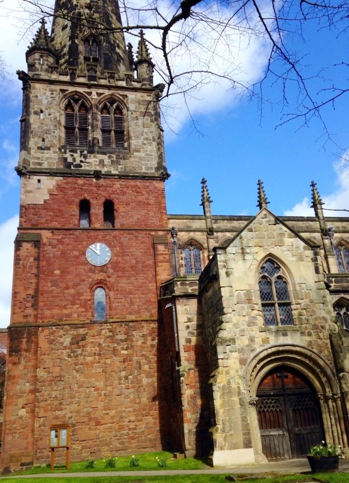 St Mary's Church, Shrewsbury