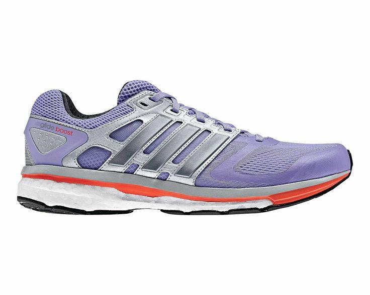 Womens adidas Supernova Glide 6 Boost Running Shoe at Road Runner Sports
