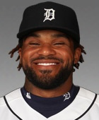 Prince Fielder  1B/DH  Detroit----got the final out to send the Tigers to the World Series!!!!