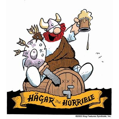 hagar the horrible | Početkom sedamdesetih, međutim, dolazi dopromena u Browneovom ...