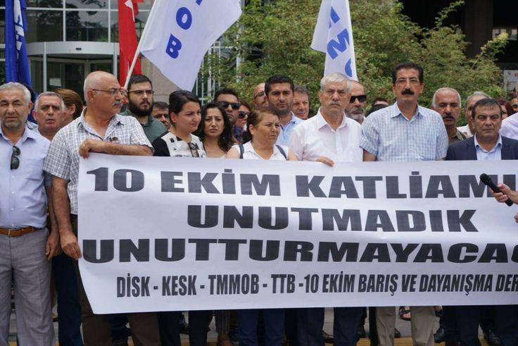 10 Ekim katliamı iddianamesi iade edilmelidir