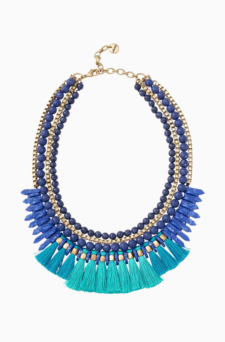Tresse Statement Necklace | Shop New Summer Styles from Stella & Dot!