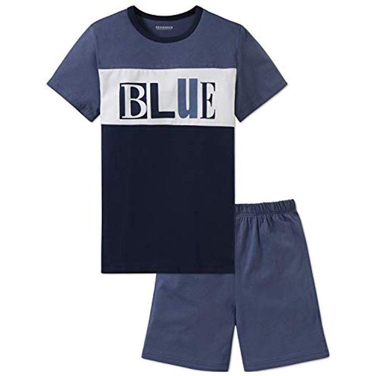 Schiesser Baby-Jungen Zweiteiliger Schlafanzug