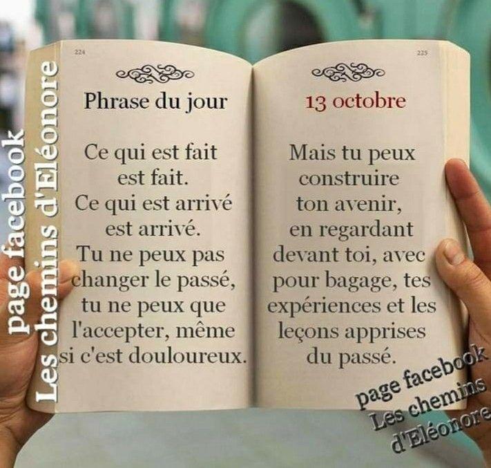 Epingle Par Dieneba Nouv Sur Citations Phrase Du Jour Phrase Jour J