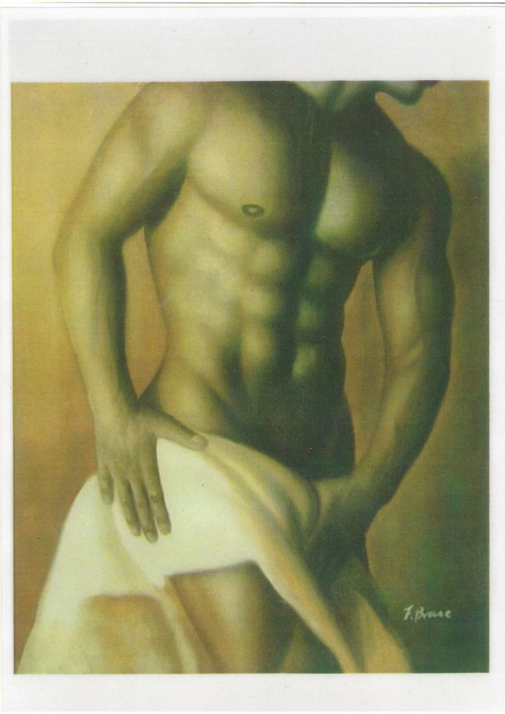dokonalé tělo muže